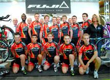スポンサーサイクルチームJakroo Fuji Test Team